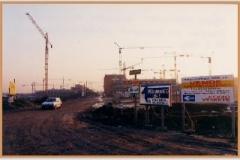 Gennaio 1994: ecco come si presentava l'inizio del futuro Viale Troilo il Grande.