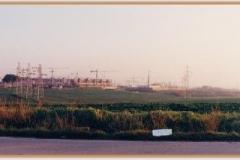 Gennaio 1994: il quartiere visto da Via S. Alessandro.