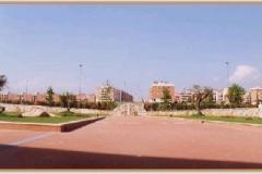 Aprile 1999: fontana di Via Crustumerium.