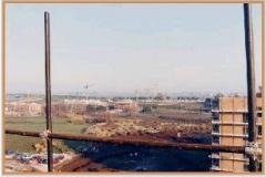 Gennaio 1994: altra vista dall'alto.