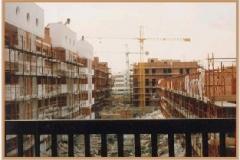 Gennaio 1995: i lavori procedono regolarmente.